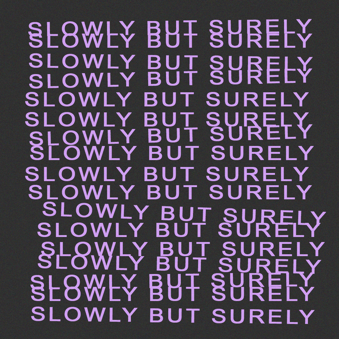 Langzaam doen